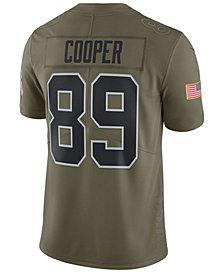 Nike Men's Amari Cooper Oakland Raiders Salute To Service Jersey