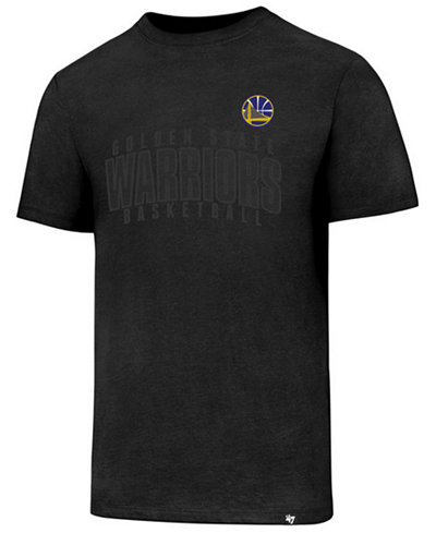 '47 Brand Men's Golden State Warriors Triple Double Club T-Shirt