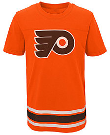 Outerstuff Philadelphia Flyers Captain T-Shirt, Big Boys (8-20)