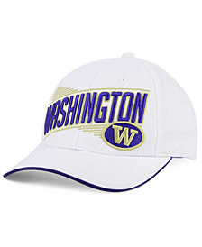 Zephyr Washington Huskies Crossover Adjustable Cap