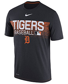 Nike Men's Detroit Tigers Authentic Legend Team Issue T-Shirt