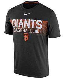 Nike Men's San Francisco Giants Authentic Legend Team Issue T-Shirt
