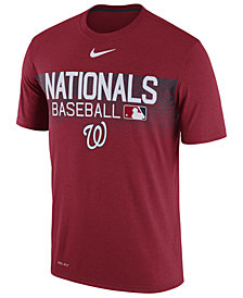 Nike Men's Washington Nationals Authentic Legend Team Issue T-Shirt