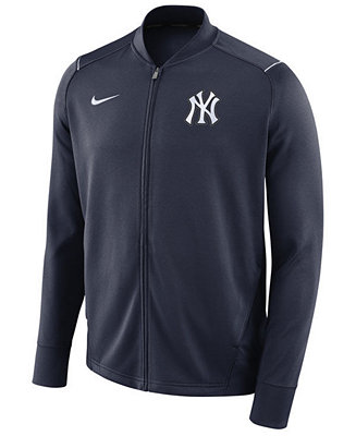 Nike Men's New York Yankees Dry Knit Track Jacket & Reviews