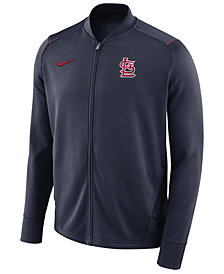 Nike Men's St. Louis Cardinals Dry Knit Track Jacket