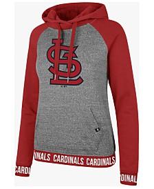 '47 Brand Women's St. Louis Cardinals Encore Revolve Hoodie