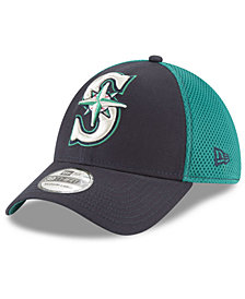 New Era Seattle Mariners Mega Team Neo 39THIRTY Cap
