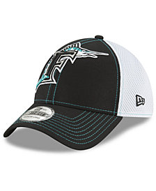 New Era Florida Marlins Mega Team Neo 39THIRTY Cap