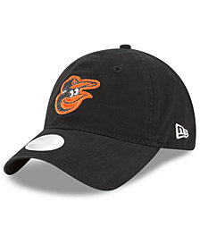 New Era Women's Baltimore Orioles Team Glisten 9TWENTY Cap