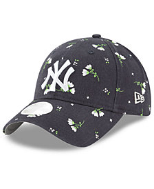New Era Women's New York Yankees Blossom 9TWENTY Cap