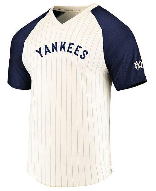 1debd7264 Majestic Men's New York Yankees Coop Season Upset T-Shirt & Reviews ...