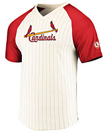 Majestic Men's St. Louis Cardinals Coop Season Upset T-Shirt