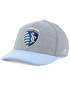 adidas Sporting Kansas City Structure Adjustable Cap