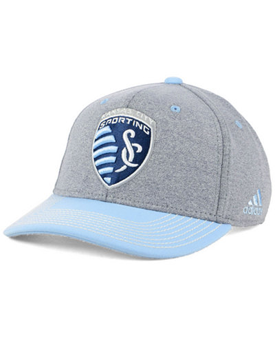 adidas Sporting Kansas City Structure Adjustable Cap