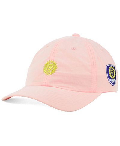 adidas Orlando City SC Pink Easy Adjustable Cap