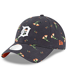 New Era Detroit Tigers Blossom 9TWENTY Strapback Cap