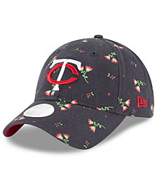 New Era Minnesota Twins Blossom 9TWENTY Strapback Cap