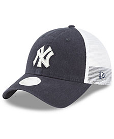 New Era New York Yankees Trucker Shine 9TWENTY Cap