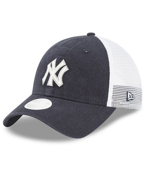 f927be12c2b9f New Era New York Yankees Trucker Shine 9TWENTY Cap   Reviews ...