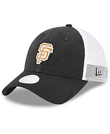 New Era San Francisco Giants Trucker Shine 9TWENTY Cap