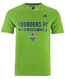adidas Men's Seattle Sounders FC Utility Work T-Shirt