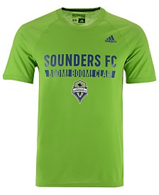 adidas Men's Seattle Sounders FC Utility Work T-Shirt