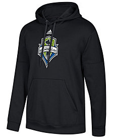 adidas Men's Seattle Sounders FC Preferred Patch Hoodie