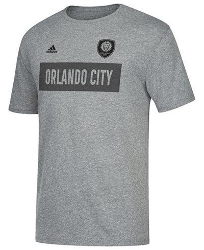 adidas Men's Orlando City SC Bar None T-Shirt