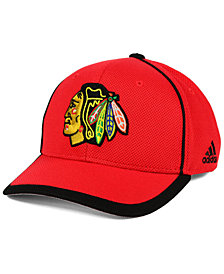adidas Chicago Blackhawks Clipper Adjustable Cap
