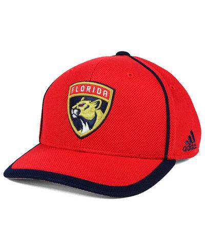 adidas Florida Panthers Clipper Adjustable Cap