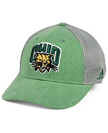 adidas Ohio Bobcats Faded Flex Cap