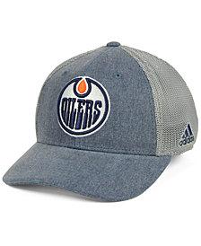 adidas Edmonton Oilers Geno Flex Cap