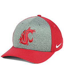 Nike Washington State Cougars Legend Swooshflex Cap
