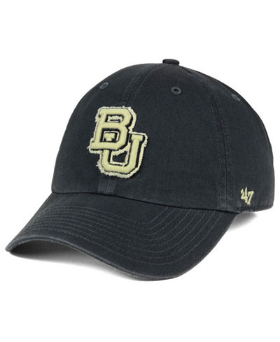 '47 Brand Baylor Bears Double Out CLEAN UP Cap