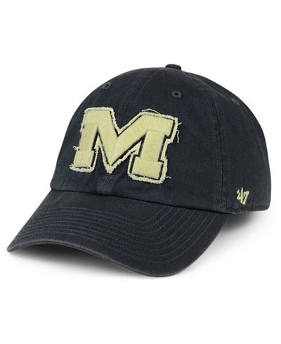 '47 Brand Ole Miss Rebels Double Out CLEAN UP Cap