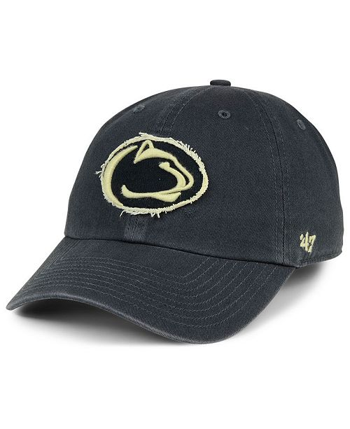 official photos 3a493 6cf37 ...  47 Brand Penn State Nittany Lions Double Out CLEAN UP Cap    ...