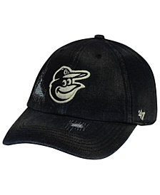 '47 Brand Baltimore Orioles Dark Horse CLEAN UP Cap