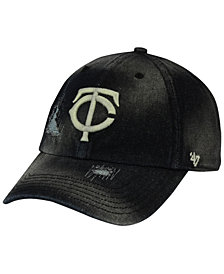 '47 Brand Minnesota Twins Dark Horse CLEAN UP Cap