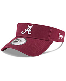 New Era Alabama Crimson Tide Dugout Redux Visor