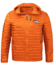 G-III Sports Men's Denver Broncos Equator Quilted Jacket