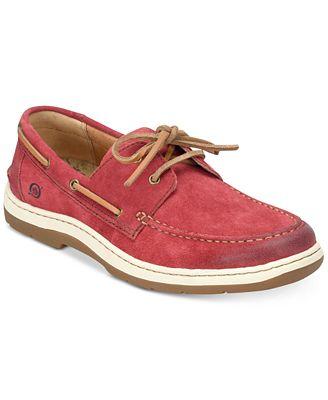 BRN Men's B?rn Ocean Boat Shoe