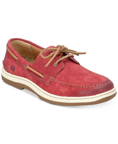 BRN Men's B?rn Ocean Boat Shoe durcXoc3O