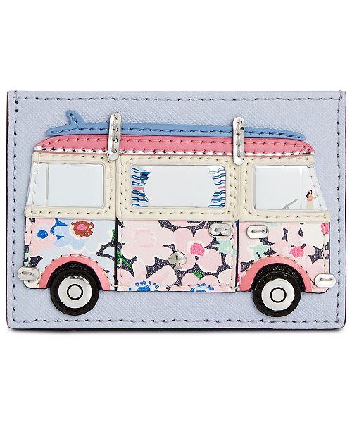 500016211f5 kate spade new york Surf Van Card Holder   Reviews - Handbags ...