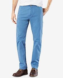 Dockers Men's Alpha Slim Tapered Fit  Smart 360 FLEX Khaki Stretch Pants