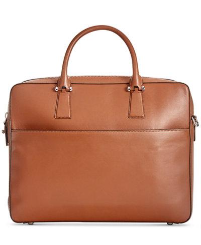 Cole Haan Men's Washington Leather Briefcase