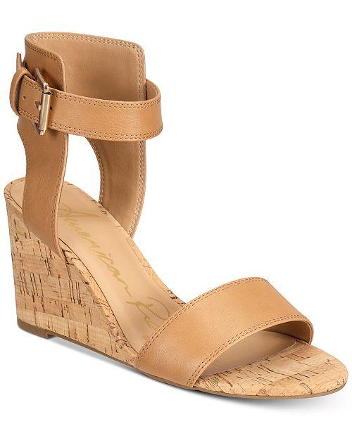 c883978d930 American Rag Aislinn Wedge Sandals