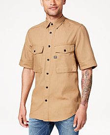 G-Star RAW Men's Type C Shirt, Created for Macy's