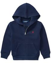 a8e5b7760104 Polo Ralph Lauren Little Boys Full Zip Hoodie