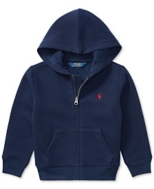 Polo Ralph Lauren Toddler Boys Full Zip Hoodie