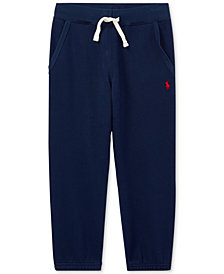 Ralph Lauren Fleece Pants, Little Boys